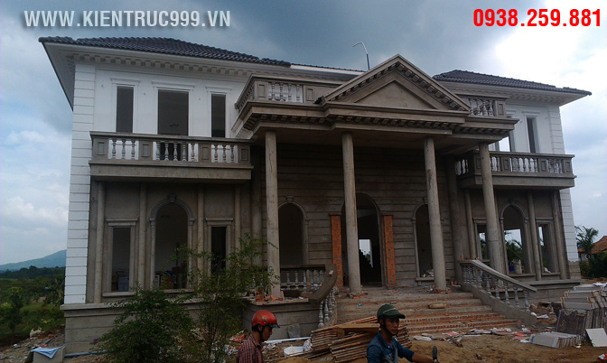 Biệt thự chú Khoa-Trảng Bom-Đồng Nai (Phần 1)