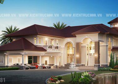 Tuyển tập các mẫu biệt thự Thái Lan 2 tầng đẹp sang trọng bậc nhất.