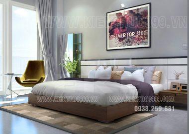 Căn hộ 3 phòng ngủ thoáng mát ngập tràn hạnh phúc từng centimet đường nét.
