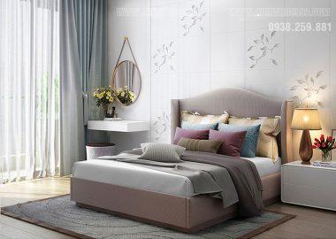 Nội thất căn hộ đẹp đa phong cách ở quận Bình Chánh.