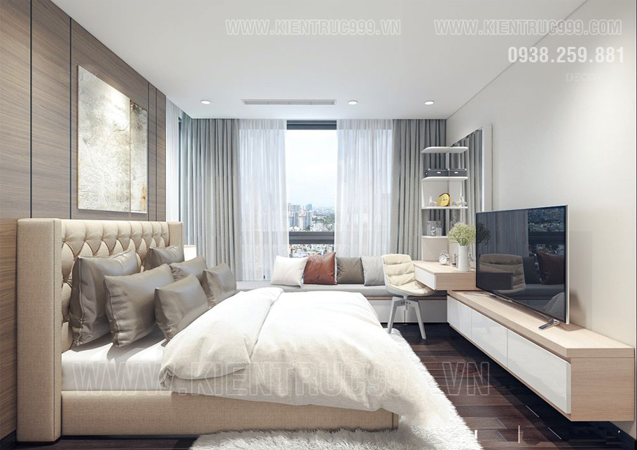 Thiết kế nội thất căn hộ đẹp tôi thương nhớ qua từng góc nhỏ.