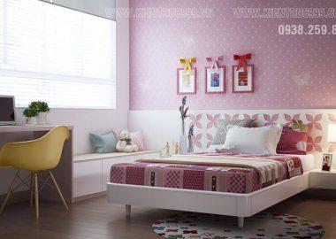 Nội thất căn hộ đẹp của nhà có 2 nàng tiên ở Phan Văn Hớn quận 12