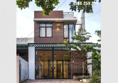 Tuyển chọn các mẫu thiết kế mặt tiền nhà đẹp, nhà phố 2 tầng đẹp nhất năm 2017